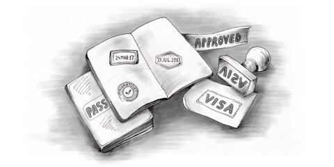 Temporary Resident Visa (TR)